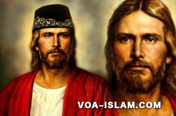 Yesus Muslim Islam Kristen